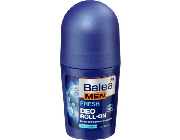 Deo Roll On Antitranspirant extra dry, 50 ml
